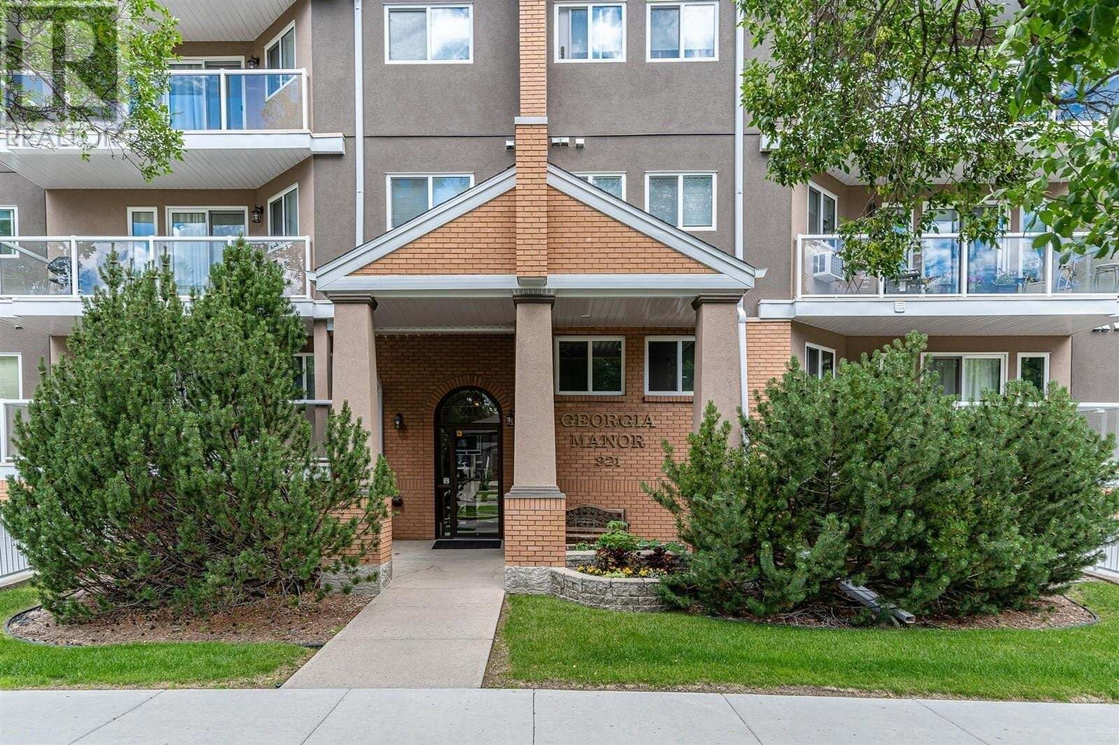 Condo for sale at 921 Main St Unit 207 Saskatoon Saskatchewan - MLS: SK830414