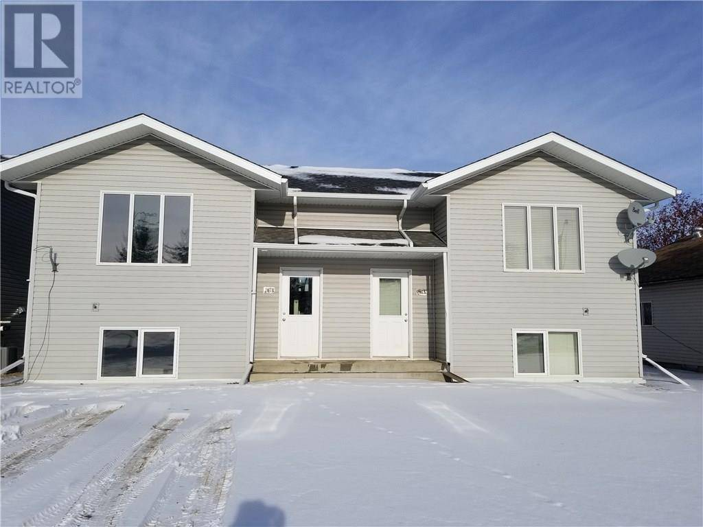 Townhouse for sale at 207 A & B Ave Nw Watson Saskatchewan - MLS: SK792861