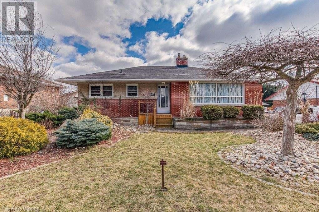 House for sale at 207 Brenda Cres Woodstock Ontario - MLS: 252446