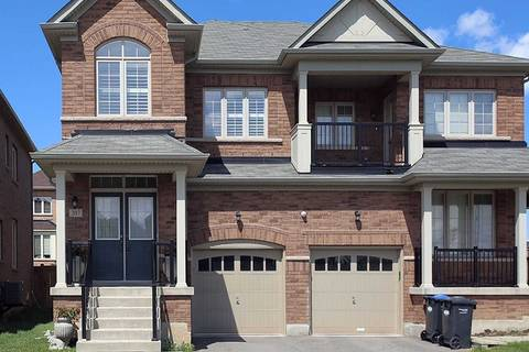 Townhouse for sale at 207 Elbern Markell Dr Brampton Ontario - MLS: W4487274