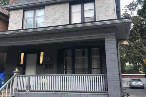 Townhouse for rent at 207 Fairleigh Ave Hamilton Ontario - MLS: X4962473