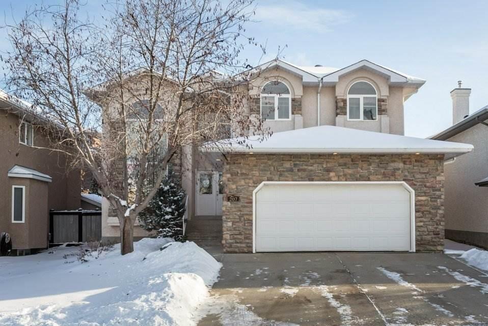 House for sale at 207 Falconer Li NW Edmonton Alberta - MLS: E4221705