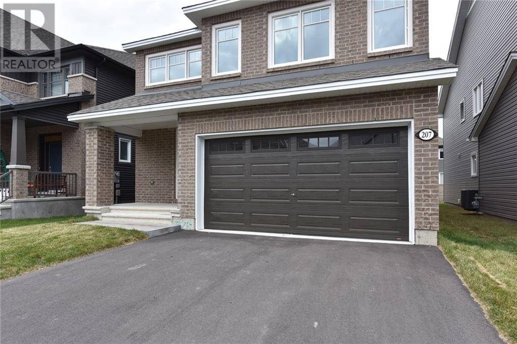 House for rent at 207 Helen Rapp Wy Gloucester Ontario - MLS: 1174906