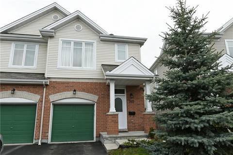 Townhouse for rent at 207 Hidden Meadow Ave Ottawa Ontario - MLS: 1158125
