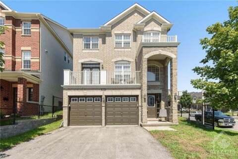 House for sale at 207 Huntsville Dr Kanata Ontario - MLS: 1212430