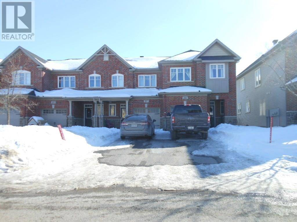Townhouse for sale at 207 Livery St Kanata Ontario - MLS: 1182820