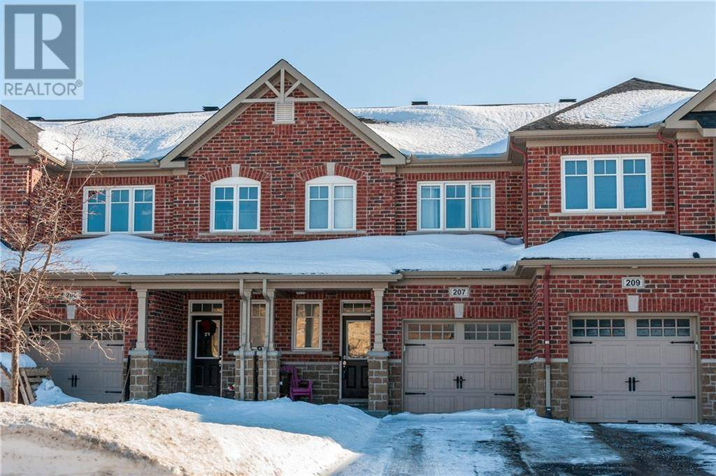 Townhouse for sale at 207 Livery St Kanata Ontario - MLS: 1183279