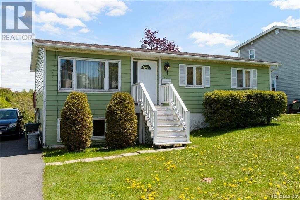 House for sale at 207 Mark Dr Saint John New Brunswick - MLS: NB043948