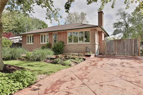 House for sale at 207 Mohawk Rd Oakville Ontario - MLS: W4495102