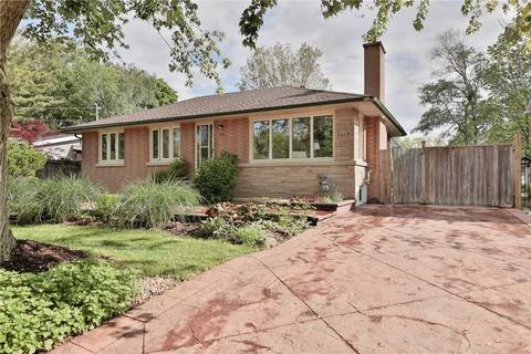 House for sale at 207 Mohawk Rd Oakville Ontario - MLS: W4545833