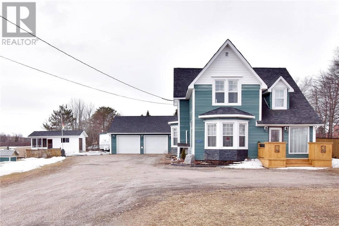 House for sale at 207 Old Post Rd Petitcodiac New Brunswick - MLS: M127919