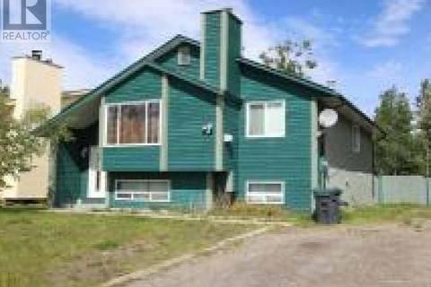 House for sale at 207 Peace River Cres Tumbler Ridge British Columbia - MLS: 176712
