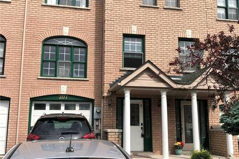 Townhouse for rent at 207 Provincial Pl Brampton Ontario - MLS: W4487824