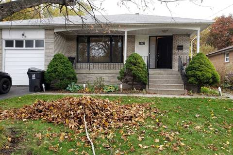 House for rent at 207 Renforth Dr Toronto Ontario - MLS: W4625805