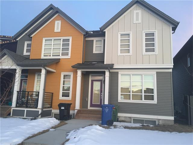 For Sale: 207 Savanna Parade Northeast, Calgary, AB   3 Bed, 2 Bath Townhouse for $464,900. See 11 photos!