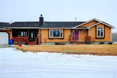 House for sale at 207 Seclusion Valley Dr Turner Valley Alberta - MLS: C4218592
