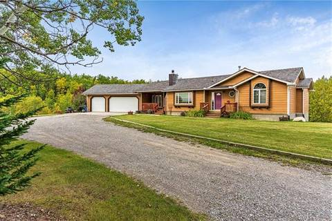 House for sale at 207 Seclusion Valley Dr Turner Valley Alberta - MLS: C4269991