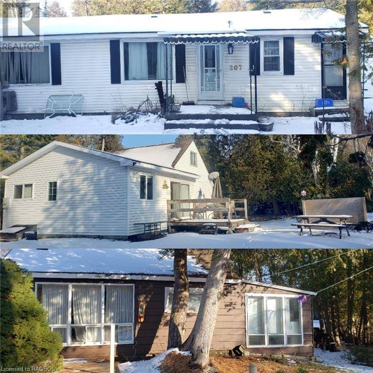 House for sale at 207 Sixth St North Sauble Beach Ontario - MLS: 238276