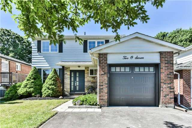 Sold: 207 Talbot Crescent, Newmarket, ON