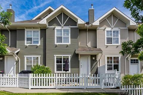 Townhouse for sale at 207 Toscana Garden(s) Northwest Calgary Alberta - MLS: C4255212