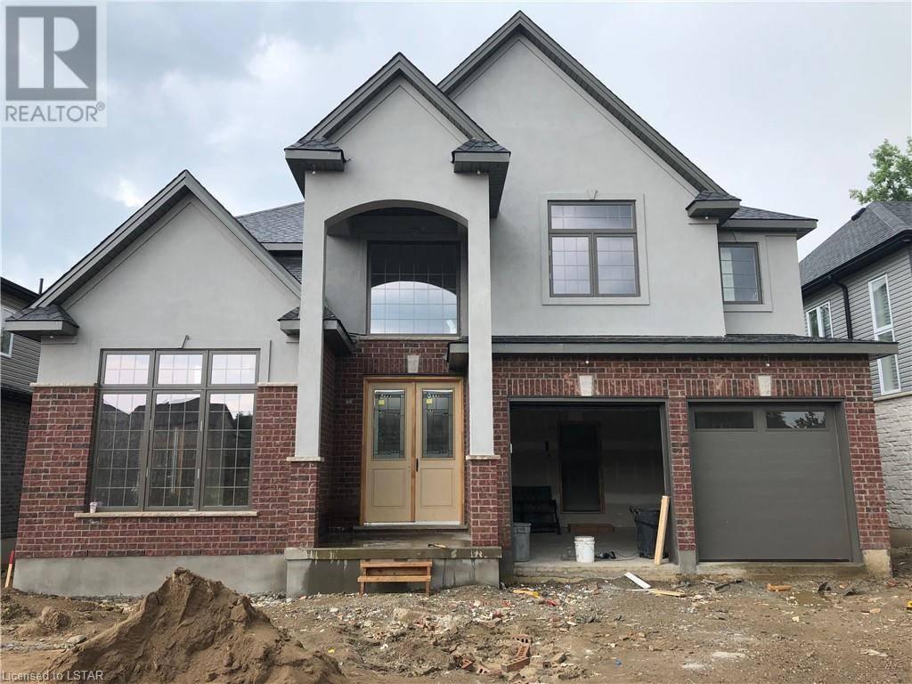 House for sale at 207 Union Ave Komoka Ontario - MLS: 207066