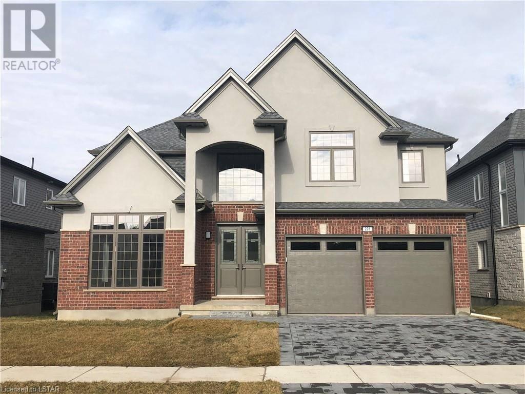 House for sale at 207 Union Ave Komoka Ontario - MLS: 240934