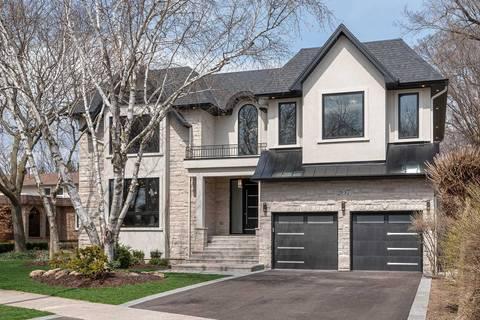 House for sale at 207 Willowridge Ct Oakville Ontario - MLS: W4744405