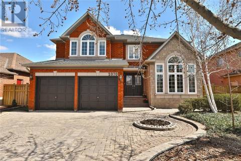 House for sale at 2070 Grand Ravine Dr Oakville Ontario - MLS: 30727578