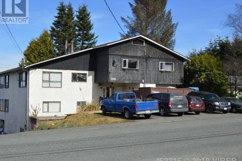 Townhouse for sale at 2070 Haddington Cres Port Mcneill British Columbia - MLS: 452315