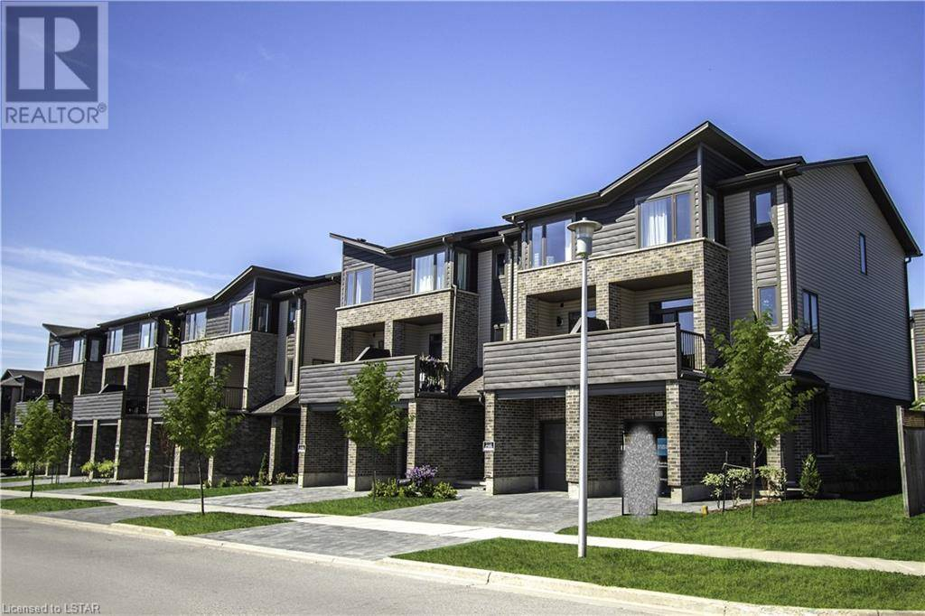 Townhouse for sale at 2070 Meadowgate Blvd London Ontario - MLS: 211692