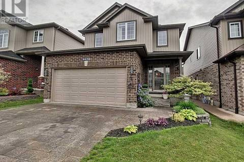House for sale at 2070 Rollingacres Dr London Ontario - MLS: X4490305