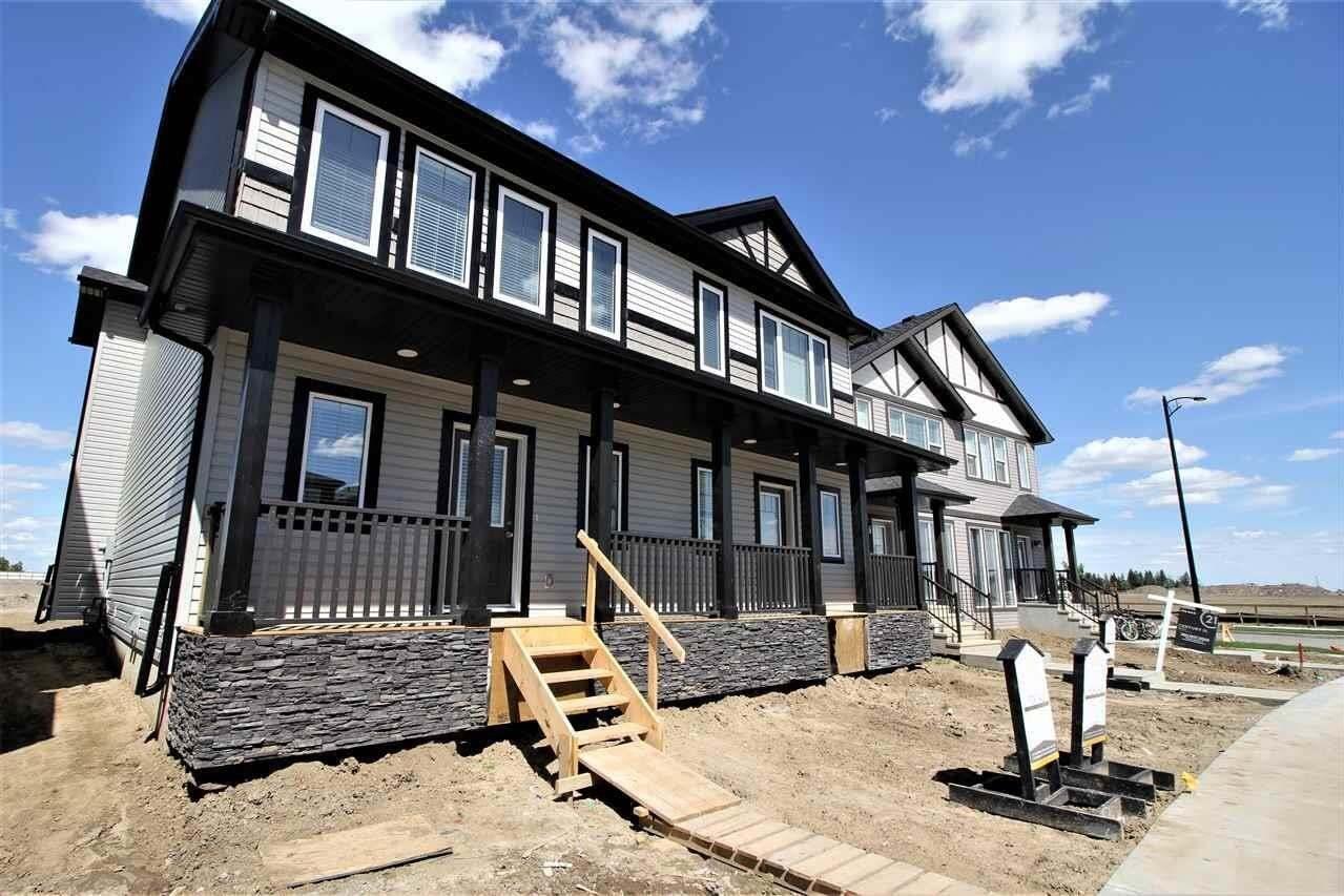 Townhouse for sale at 20706 99b Av NW Edmonton Alberta - MLS: E4200272