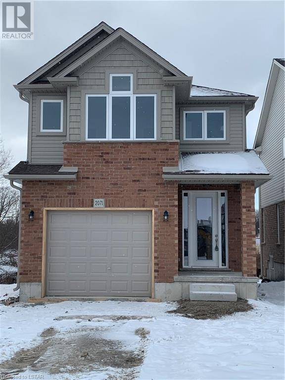 House for sale at 2071 Cedarpark Dr London Ontario - MLS: 244844