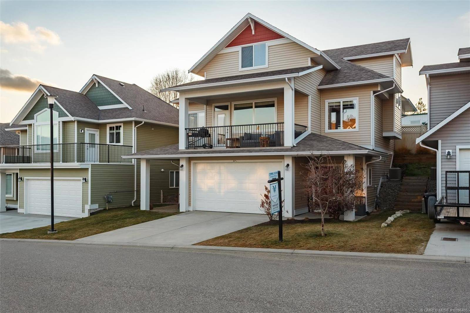 House for sale at 2071 Elkridge Dr West Kelowna British Columbia - MLS: 10196465