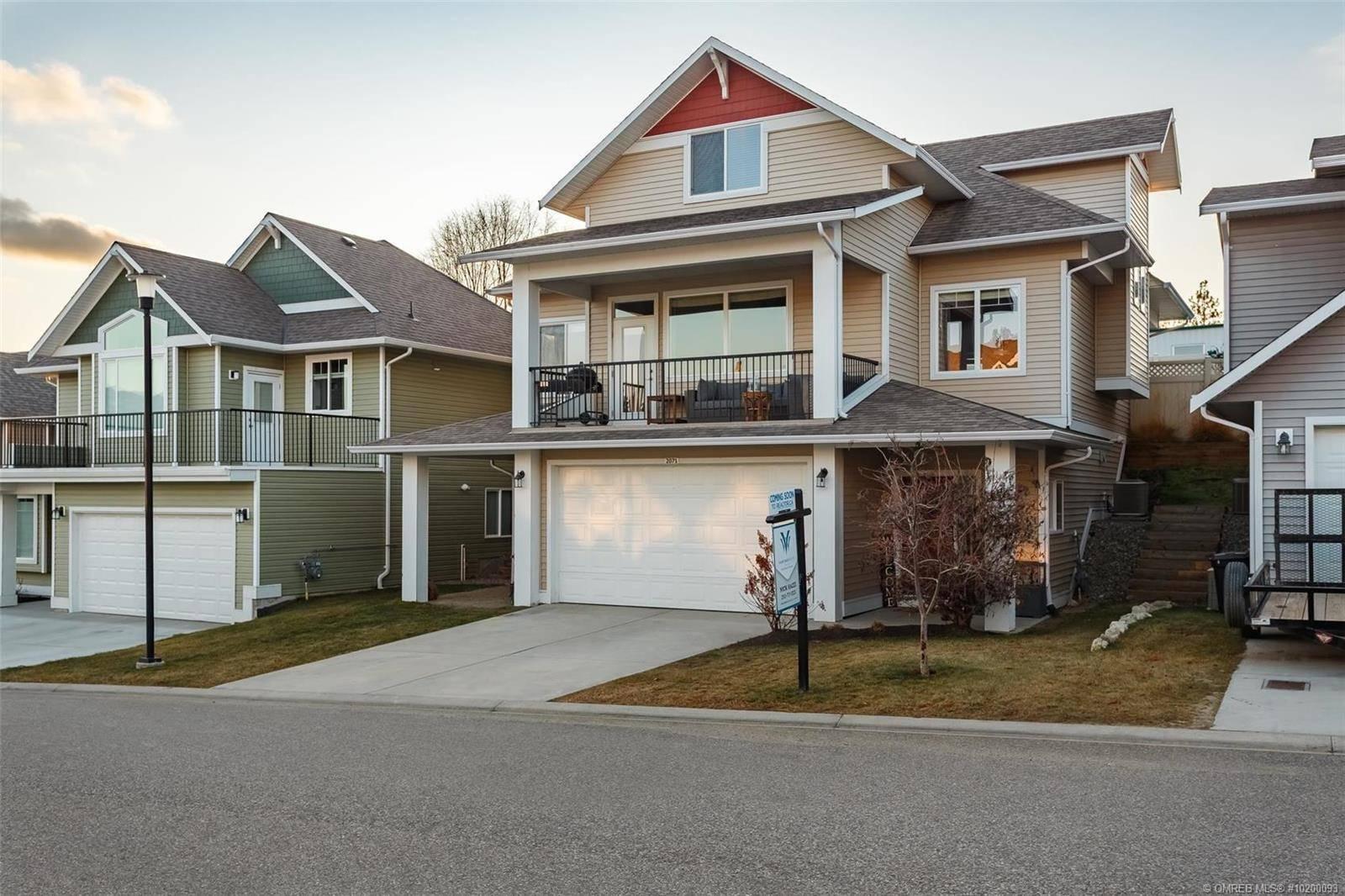 House for sale at 2071 Elkridge Dr West Kelowna British Columbia - MLS: 10200093