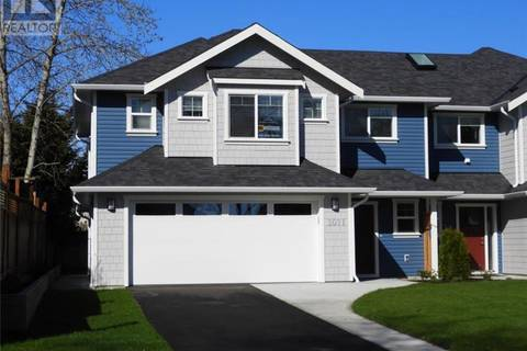 Townhouse for sale at 2071 Piercy Ave Sidney British Columbia - MLS: 411750
