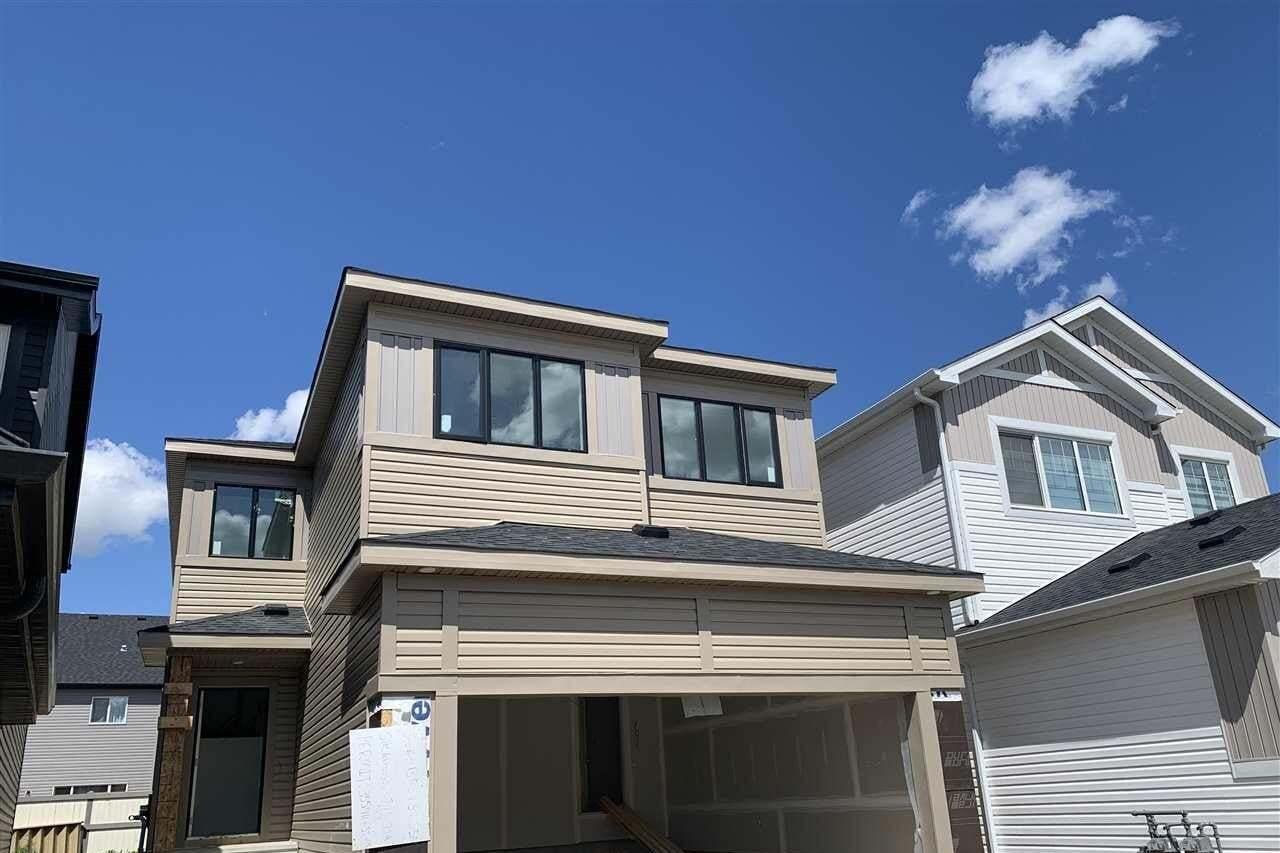 House for sale at 20710 99a Av NW Edmonton Alberta - MLS: E4202435