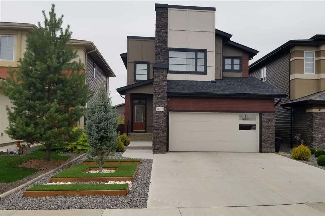 House for sale at 2072 Ware Rd NW Edmonton Alberta - MLS: E4214097