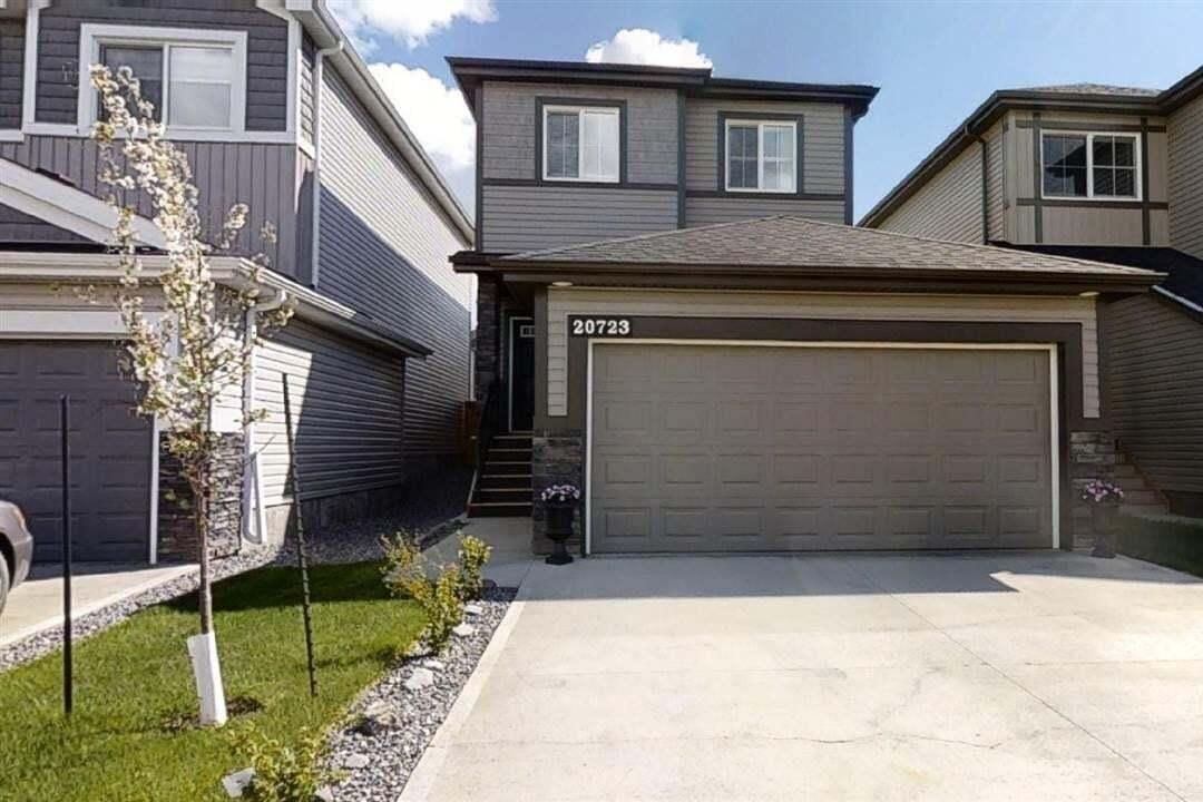 House for sale at 20723 99 Av NW Edmonton Alberta - MLS: E4200361