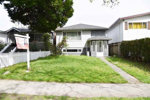 House for sale at 2073 45th Ave W Vancouver British Columbia - MLS: R2360931