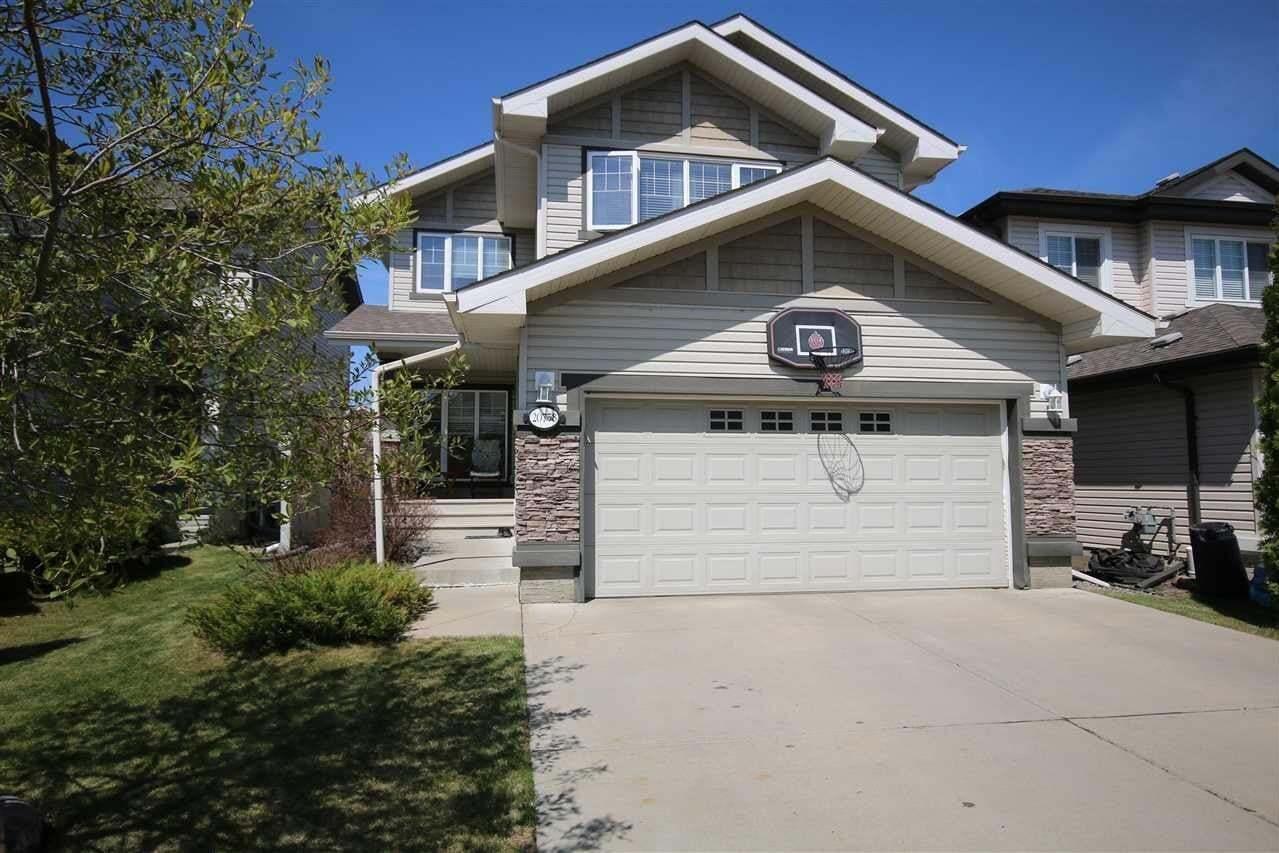 House for sale at 20758 58 Av NW Edmonton Alberta - MLS: E4197155