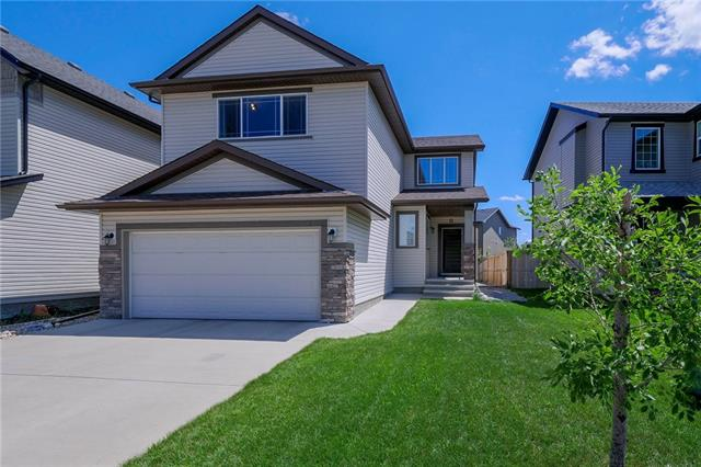 For Sale: 2077 Luxstone Boulevard Southwest, Airdrie, AB | 5 Bed, 3 Bath House for $523,900. See 33 photos!