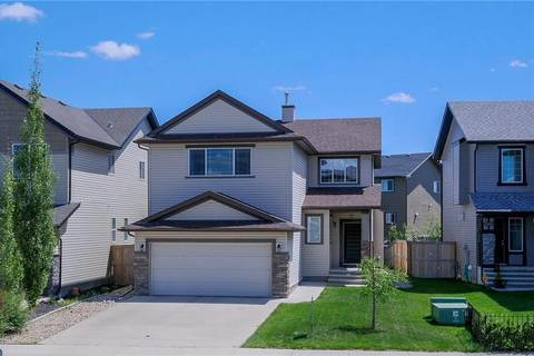 House for sale at 2077 Luxstone Blvd Sw Luxstone, Airdrie Alberta - MLS: C4222843