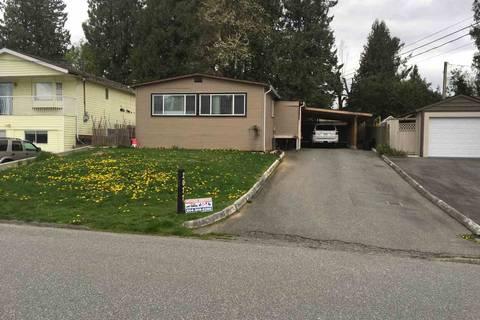 Home for sale at 2077 Oakridge Cres Abbotsford British Columbia - MLS: R2361371