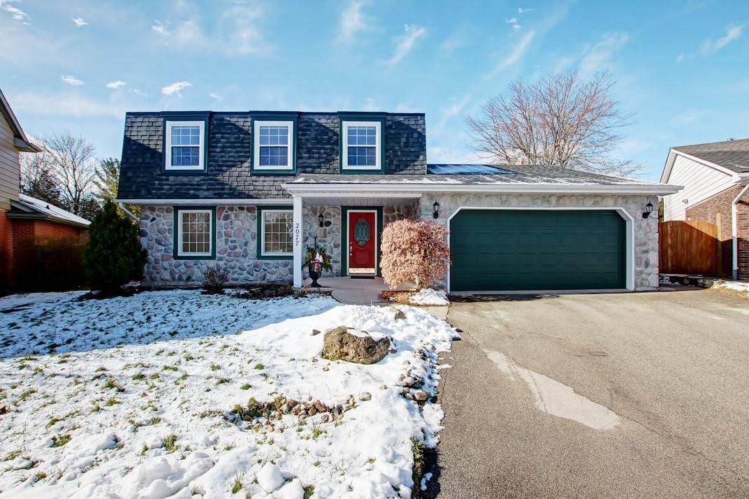 House for sale at 2077 Weybridge Ct Burlington Ontario - MLS: H4071821