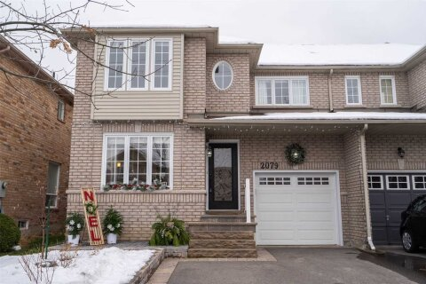 Townhouse for sale at 2079 Erin Gate Blvd Pickering Ontario - MLS: E4999015
