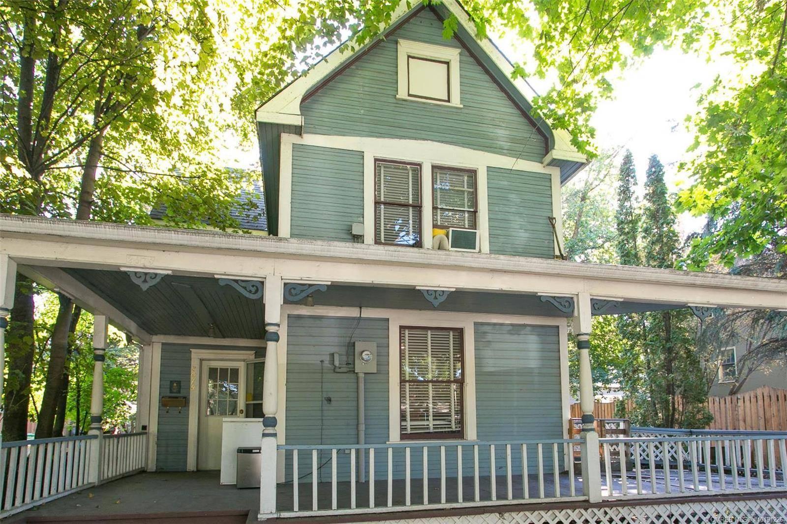 House for sale at 2079 Pandosy St Kelowna British Columbia - MLS: 10191226
