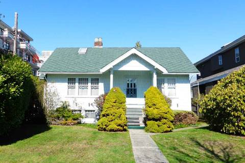 House for sale at 2079 46th Ave W Vancouver British Columbia - MLS: R2356258