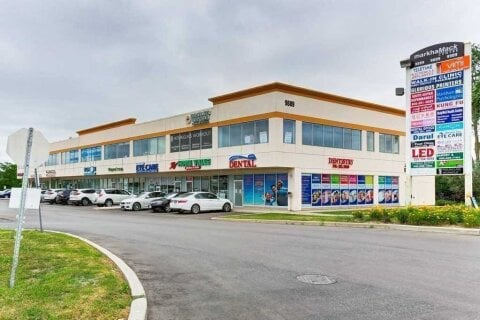 Commercial property for lease at 9889 Markham Rd Apartment 207A Markham Ontario - MLS: N4969280