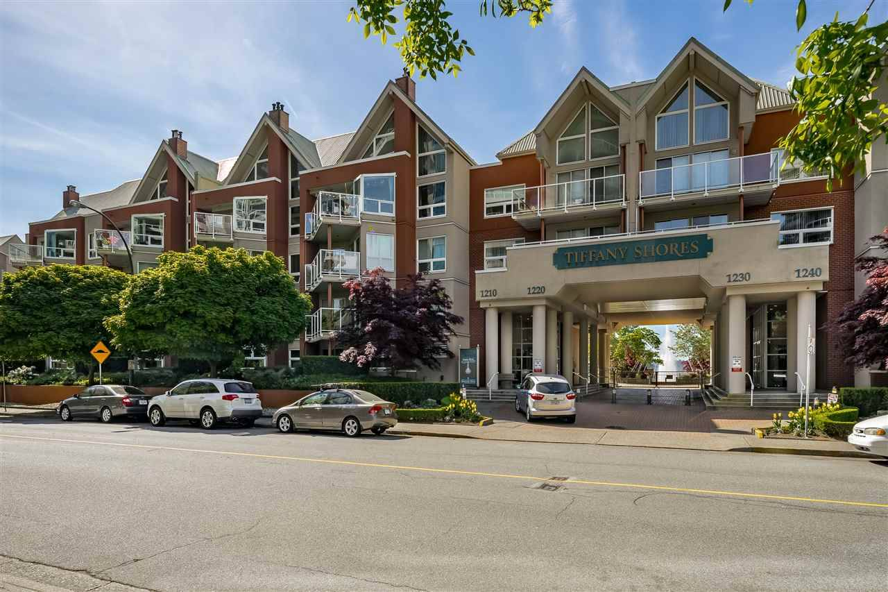 Buliding: 1210 Quayside Drive, New Westminster, BC